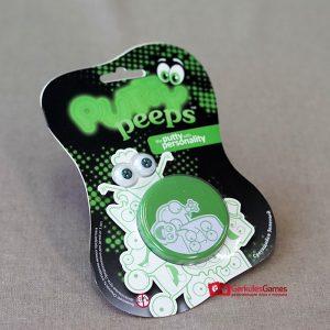 Волшебный пластилин Putty Peeps светщийся в темноте зеленый 1,2300 тг.
