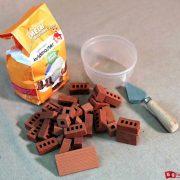 Конструктор из настоящих керамических кирпичей содержание на все наборы 3