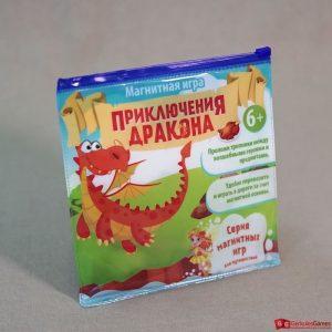 Магнитная игра с карточками Приключение дракона 2, 2500 тг.
