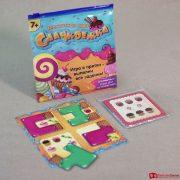 Магнитная игра с карточками Сладкоежка 3, 2500 тг.