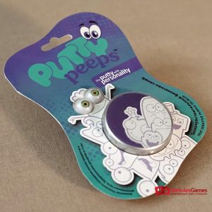 Волшебный пластилин Putty Peeps меняющий цвет фиолетово-синий  1, 2 100 тг.