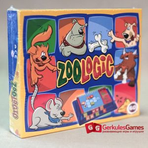Настольная игра Животные в клеточках 2, 6 000 тг.