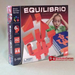 Настольная игра Эквилибрио 3, 6 500 тг.