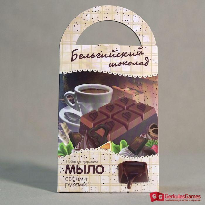 Мыло своими руками шоколадное мыло 74