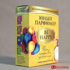 Набор для приготовления парфюма Юнный парфюмер BE HAPPY 3, 2 500 тг.